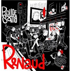 Renaud Séchan - Rouge Sang - CD Album