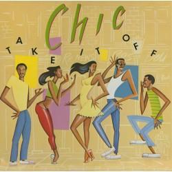 Chic - Take It Off - LP Vinyl Album - Disco Funk