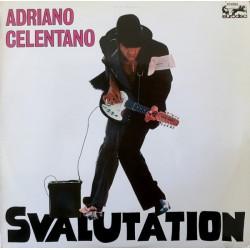 Adriano Celentano - Svalutation - LP Vinyl Album - Italian Pop Rock Music
