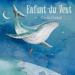 Cécile Corbel - Enfant Du Vent - CD Album - Edition Limitéee Livre Disque -Ballad Celtic