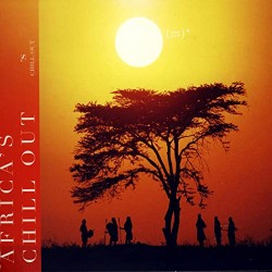 Africa's Chill Out - CD Album Digipack - Trip Hop Lounge African