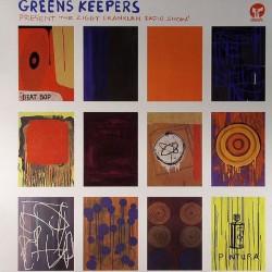 Greens Keepers Present The Ziggy Franklen Radio Show - Double LP Vinyl Album - Electro Funk House