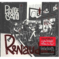 Renaud Séchan - Rouge Sang - Digibook Collector - CD Album
