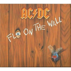 AC/DC - Fly On The Wall - CD Album - Digipack Edition - Hard Rock