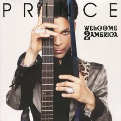 Prince - Welcome 2 America - Double LP Vinyl Album - Coloured Clear Edition - Minneapolis Sound