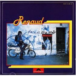 Renaud Séchan - Laisse Béton - CD Album 1985