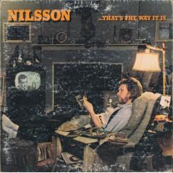 Nilsson - ...That's The Way It Is - LP Vinyl Album 1976 - Pop Rock Music