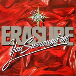 Erasure - You Surround Me (Remix) - Maxi Vinyl 12 inches 1989 - New Wave Synth Pop