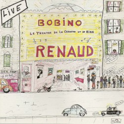 Renaud - Bobino - CD Album