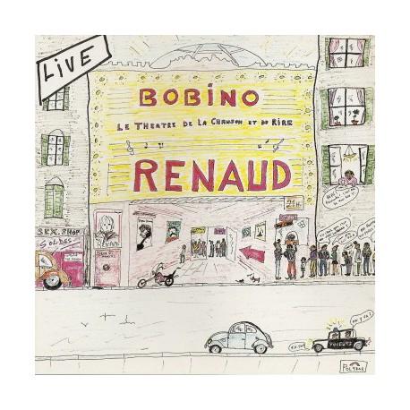 Renaud - Bobino - CD Album