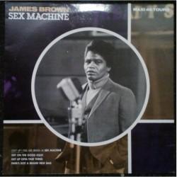 James Brown - Sex Machine - Maxi Vinyl Album - Soul Funk