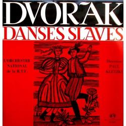 Dvořak - L'Orchestre National De La R.T.F. - Paul Kletzki - Danses Slaves - LP Vinyl Album - Classical