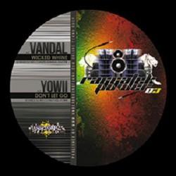 Raggatek Power 03 - Maxi Vinyl 12 inches - Tribal Techno
