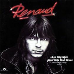 Renaud Séchan - Un Olympia Pour Moi Tout Seul - CD Album