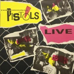 The Original Pistols - Live - Double LP Vinyl Album - Garage Punk