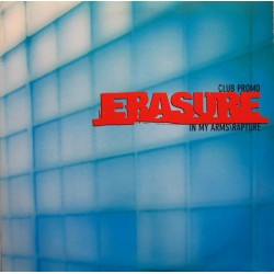 Erasure - In My Arms - Rapture - Club Promo - Double Maxi 12 inches - Synth Pop New Wave