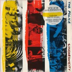 The Police - Synchronicity - LP Vinyl Album - Rock New Wave