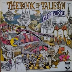 Deep Purple - The Book Of Taliesyn - LP Vinyl Album 1978 - Hard Rock Blues
