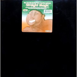 The Ananda Project Feat. Heather Johnson - Straight Magic - Maxi Vinyl 12 inches - Deep House Music