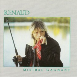 Renaud Séchan - Mistral Gagnant - CD Album