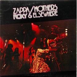 Frank Zappa & Mothers - Roxy & Elsewhere - Double LP Vinyl Album 1974 - AvantGarde Experimental Blues