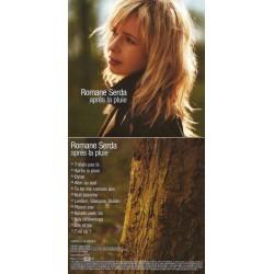 Romane Serda - Après la Pluie - CD Album Promo