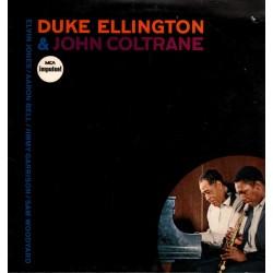 Duke Ellington & John Coltrane - LP Vinyl Album 1982 - Jazz Post Bop