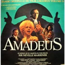 Sir Neville Marriner, Academy Of St. Martin-In-The-Fields - Amadeus - LP Vinyl Album - Classical Soundtrack