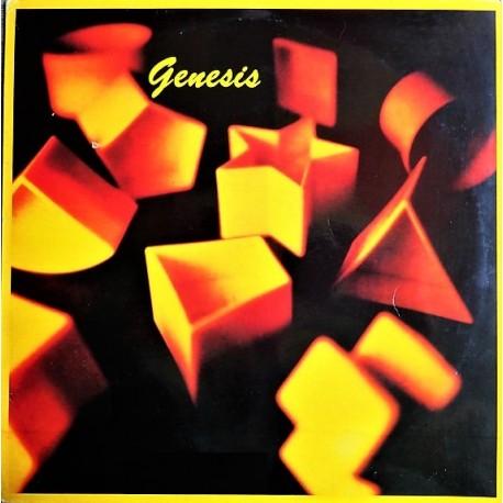 Genesis - LP Vinyl Album Genesis 1983 - Rock Music