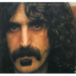 Frank Zappa - Apostrophe - LP Vinyl Album France - Avantgarde Jazz Rock