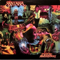 Santana - Beyond Appearances - LP Vinyl Album - Latin Blues Rock