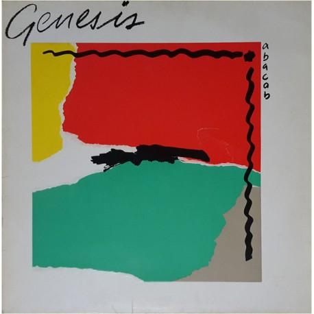 Genesis - Abacab - LP Vinyl Album YRGG France - Progressive Rock