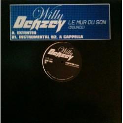 Willy Denzey - Le Mur Du Son - Maxi Vinyl 12 inches Promo - R'nB Francese