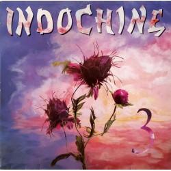 Indochine - 3 - LP Vinyl Album 1985 - Synth Pop New Wave