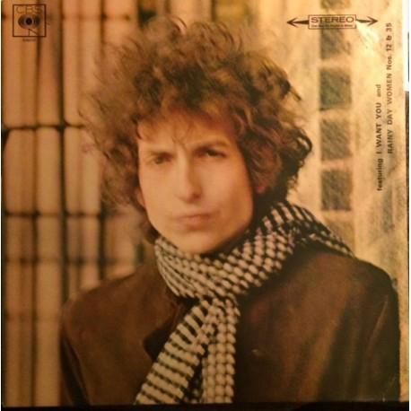 Bob Dylan - Blonde On Blonde - Double LP Vinyl Album - Folk Rock