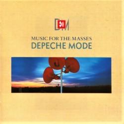 Depeche Mode - Music For The Masses - LP Vinyl Album 1987 - New Wave