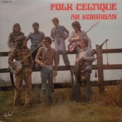 Ar Korrigan - Folk Celtique - Double LP Vinyl Album - Celtic Folk
