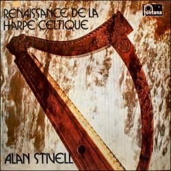 Alan Stivell - Renaissance De La Harpe Celtique - LP Vinyl Album -