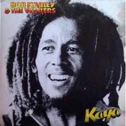 Bob Marley & The Wailers - Kaya - LP Vinyl Album 1980 - Reggae Music