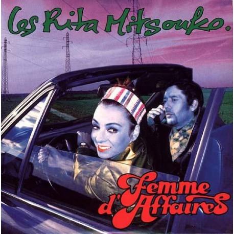 Les Rita Mitsouko - Femme d'Affaires - CD Single