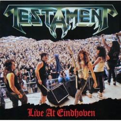 Testament - Live At Eindhoven - LP Vinyl Album1987 - Thrash Metal