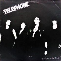Téléphone - Au Cœur De La Nuit - LP Vinyl Album 1st press 1980 - Rock Francès