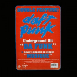Daft Punk - Da Funk - Maxi Vinyl 12 inches - Electro House