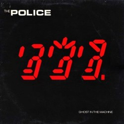 The Police (Sting) - Ghost In The Machine - LP Vinyl Album - Rock New Wave