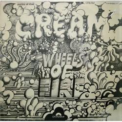 Cream - Wheels Of Fire - Live At The Fillmore - Double LP Vinyl Album - Blues Rock