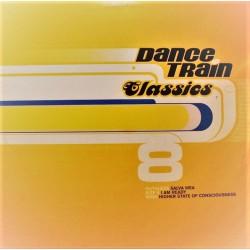 Dance Train Classics Vinyl 8 - Faithless - Size 9 - Wink - Maxi Vinyl 12 inches -