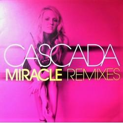 Cascada - Miracle Remixes - Maxi Vinyl 12 inches Coloured Promo - Progressive Trance