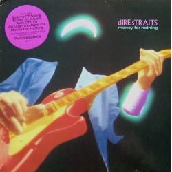 Dire Straits - Money For Nothing - LP Vinyl Album 1988 - Classic Rock Music