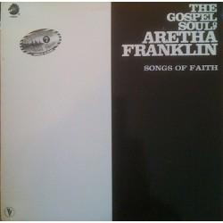 Aretha Franklin - Songs Of Faith - LP Vinyl Album - Soul Music Gospel