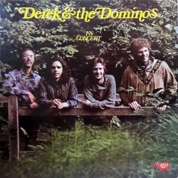 Derek & The Dominos - In Concert - Double LP Vinyl Album 1973 - Blues Rock